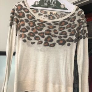 Anthropologie sweater. Size XS